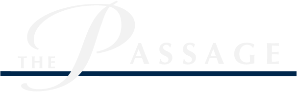 The Passage Apartments Logo